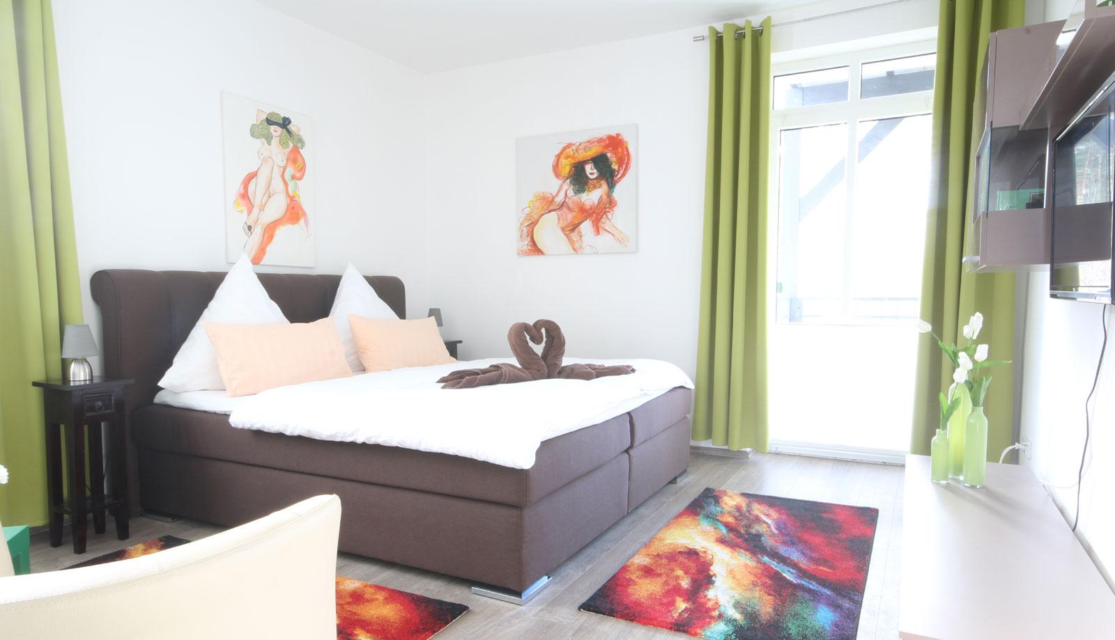 Ferienwohnung Apartment 2