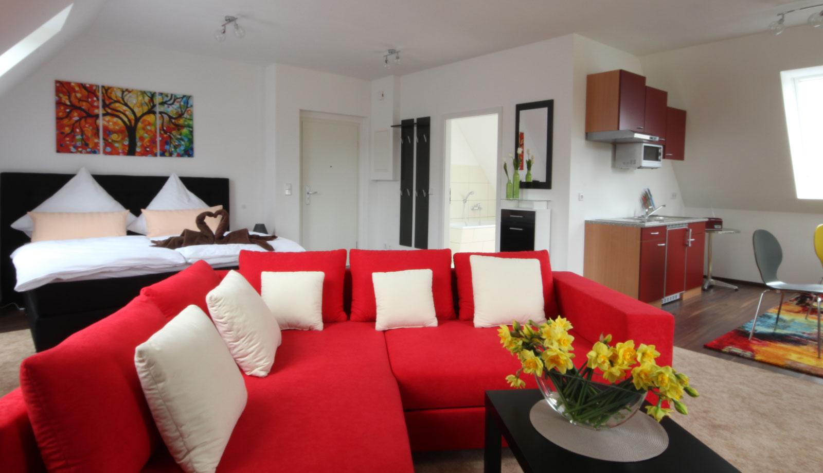Studio Apartment 5